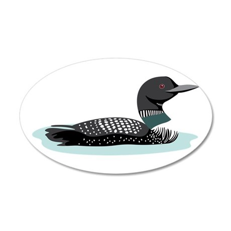 Great Northern Loon Wall Decal