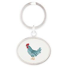 Blue Hen Keychains