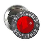"Hoboken Monkeyman 2.25"" Button (100 pack)"