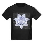 San Francisco Police Kids Dark T-Shirt