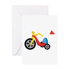 Big Wheel Greeting Cards