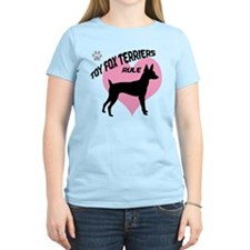 Toy Fox Terriers Rule T-Shirt