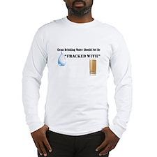 Hydrofracking 1 Long Sleeve T-Shirt