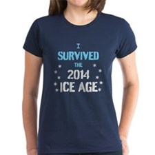 I survived the 2014 ice age - Tee