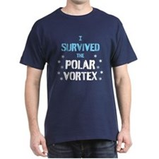 I Survived The Polar Vortex - T-Shirt