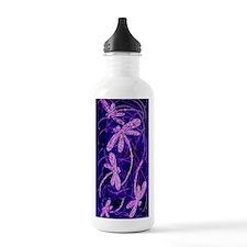 Dragonfly Disco Water Bottle