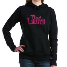 Lost Girl Team Lauren Women'S Hooded Sweatshirt
