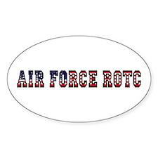 AFROTC Pride Oval Bumper Stickers