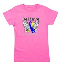 Believe - Down Syndrome Girl's Tee