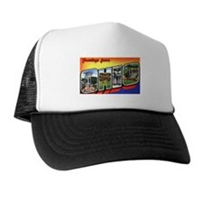 Ohio Greetings Trucker Hat