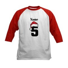 Christmas 5 Kids Shirt