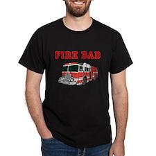 Fire Dad T-Shirt