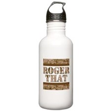 Roger That Water Bottle