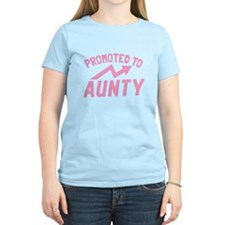 Promoted to Aunty T-Shirt
