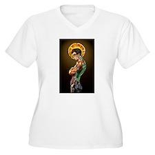 saint Plus Size T-Shirt