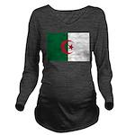 Algeria.jpg Long Sleeve Maternity T-Shirt