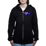 Australia.jpg Zip Hoodie