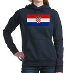 Croatia.jpg Hooded Sweatshirt