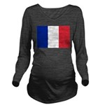France.jpg Long Sleeve Maternity T-Shirt