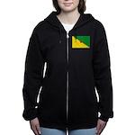 French Guiana.jpg Zip Hoodie