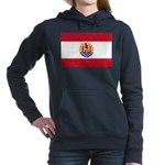 French Polynesia.jpg Hooded Sweatshirt