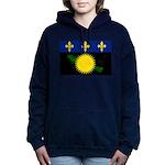 Guadeloupe.jpg Hooded Sweatshirt