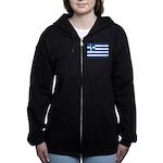Greece.jpg Zip Hoodie