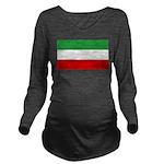 Iran.jpg Long Sleeve Maternity T-Shirt