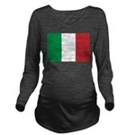Italy.jpg Long Sleeve Maternity T-Shirt