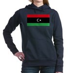 Libya.jpg Hooded Sweatshirt