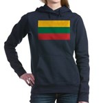 Lithuania.jpg Hooded Sweatshirt