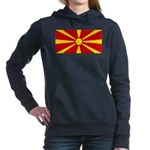 Macedonia.jpg Hooded Sweatshirt