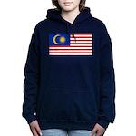 Malaysia.jpg Hooded Sweatshirt