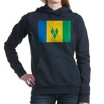 Saint Vincent and the Grenadines.jpg Hooded Sweats