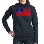 Samoa.jpg Hooded Sweatshirt