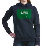 Saudi Arabia.jpg Hooded Sweatshirt