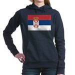 Serbia.jpg Hooded Sweatshirt