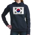 South Korea.jpg Hooded Sweatshirt
