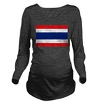 Thailand.jpg Long Sleeve Maternity T-Shirt
