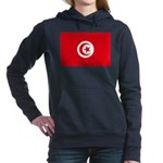 Tunisia.jpg Hooded Sweatshirt