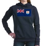 Anguilla.jpg Hooded Sweatshirt