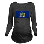 New York.jpg Long Sleeve Maternity T-Shirt