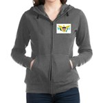 U.S. Virgin Islands.jpg Zip Hoodie
