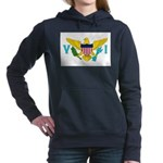 U.S. Virgin Islands.jpg Hooded Sweatshirt