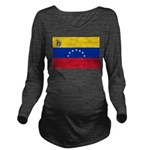Venezuela.jpg Long Sleeve Maternity T-Shirt
