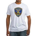 San Francisco EMS Fitted T-Shirt