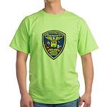 San Francisco EMS Green T-Shirt