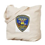 San Francisco EMS Tote Bag