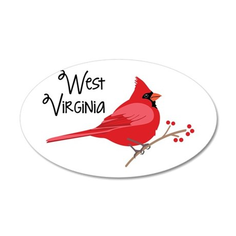 West Virginia Wall Decal