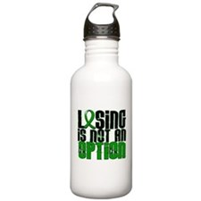 Losing Is Not An Optio Water Bottle